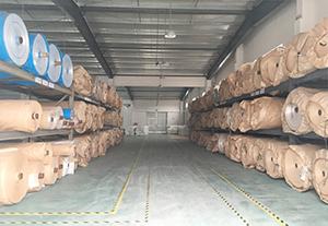 弊社中国製造子会社 新規保管倉庫