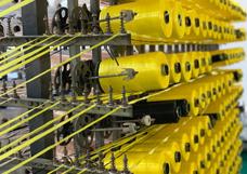 吊りベルト製造工程